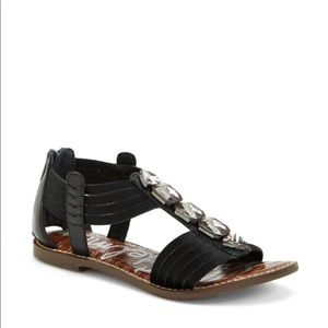 Sam Edelman 9 Galina Gladiator flat sandals